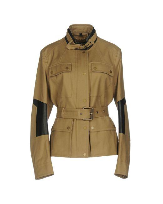 Belstaff   Green Jacket   Lyst