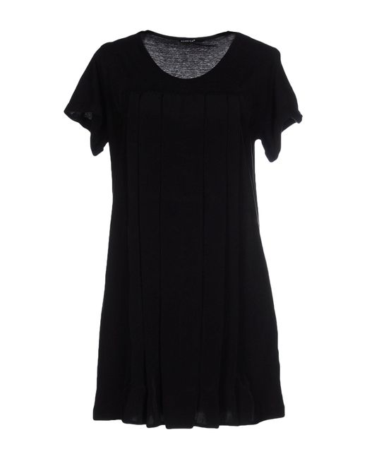 Almeria | Black T-shirt | Lyst