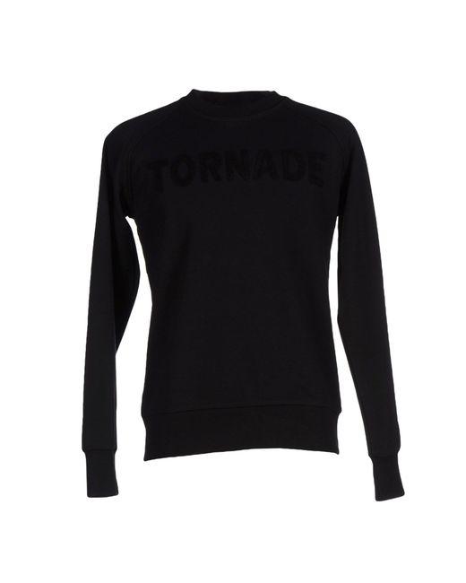 Billtornade | Black Sweatshirt for Men | Lyst