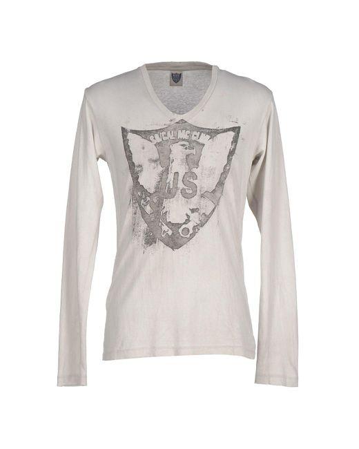 HTC | Gray T-shirt for Men | Lyst