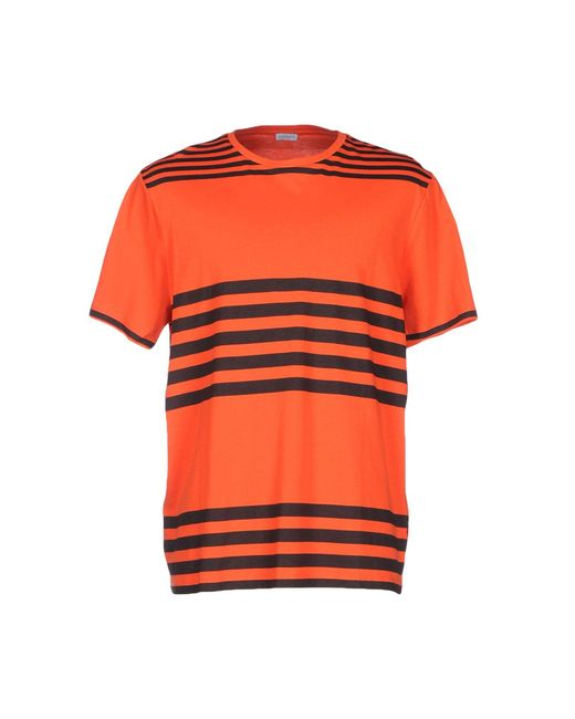 Danward | Red T-shirt for Men | Lyst
