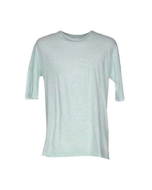 Robinson Les Bains | Green T-shirt for Men | Lyst