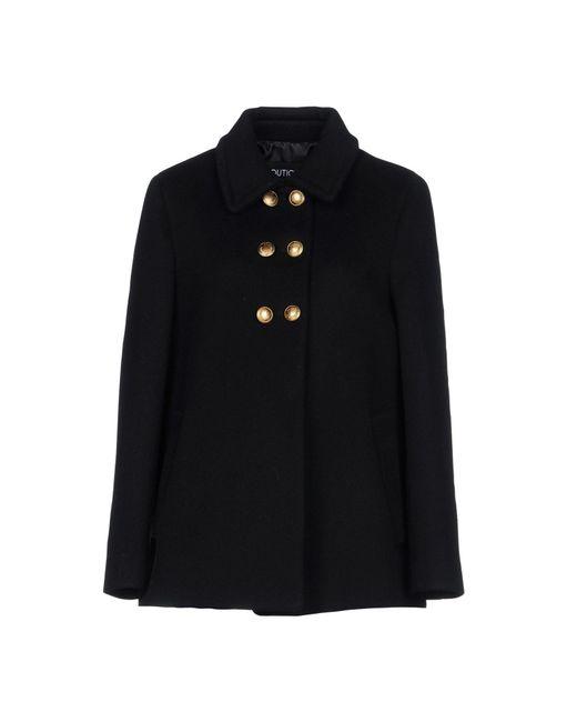 Boutique Moschino Black Coat