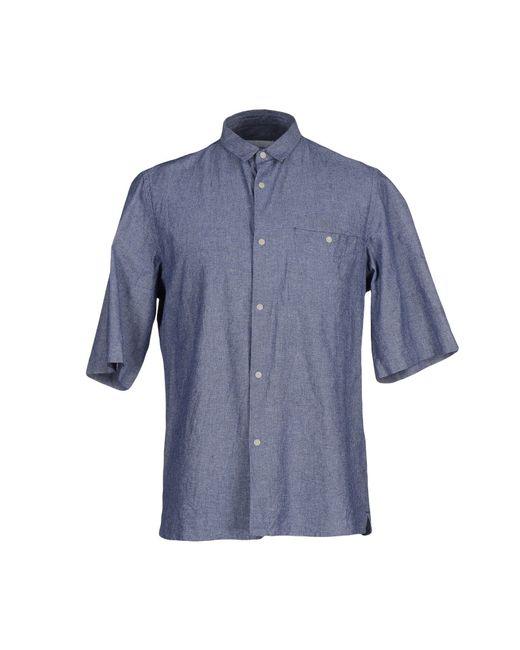 M. Grifoni Denim | Blue Shirt for Men | Lyst