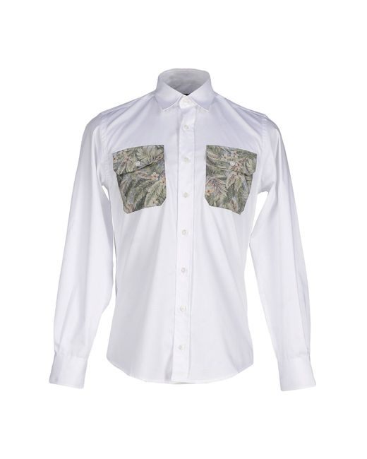 Christopher Raeburn | White Shirt for Men | Lyst