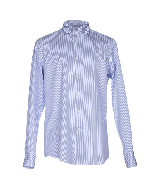 Hamptons | Blue Shirt for Men | Lyst