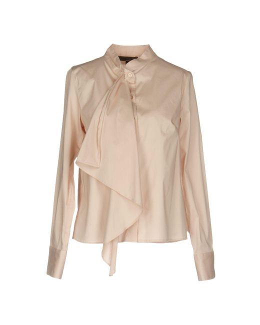 Mariagrazia Panizzi | Pink Shirt | Lyst
