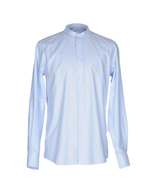 Hamptons   Blue Shirt for Men   Lyst