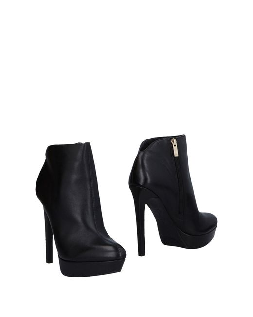 Jessica Simpson - Black Ankle Boots - Lyst