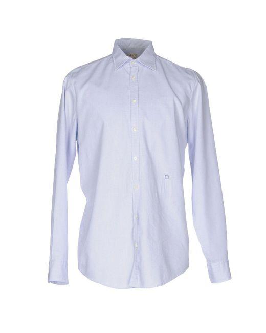 Massimo Alba | White Shirt for Men | Lyst