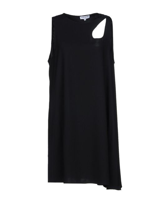 Opening Ceremony - Black Short Dress - Lyst
