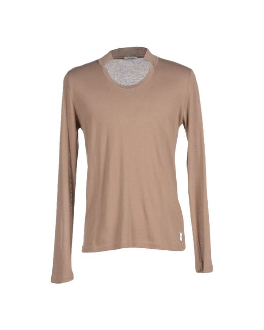 Officina 36 | Natural Jumper for Men | Lyst