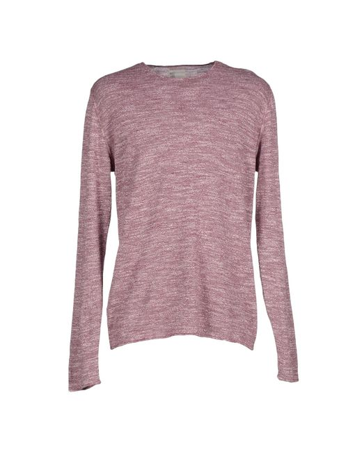 Obvious Basic | Purple Jumper for Men | Lyst