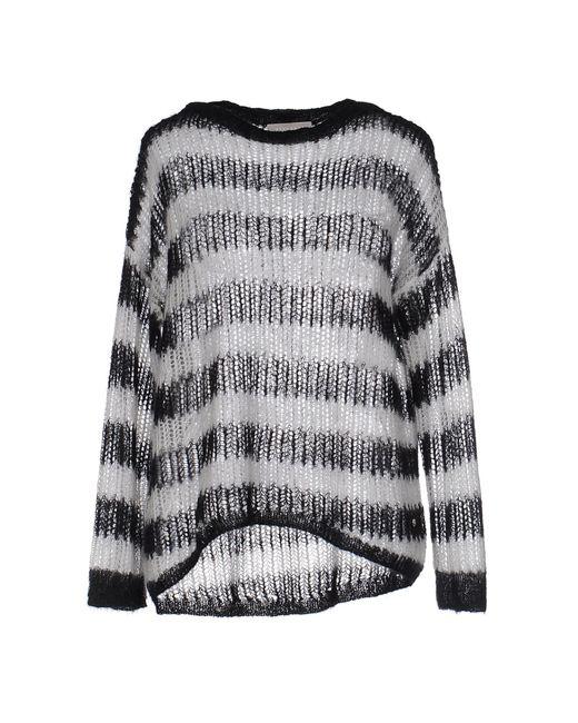 Stefanel | White Sweater | Lyst