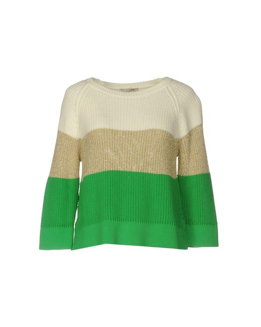 Ki6? Who Are You? | Green Ki6? Who Are You? Jumper | Lyst