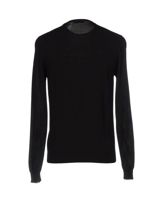 Moschino | Black Sweater for Men | Lyst