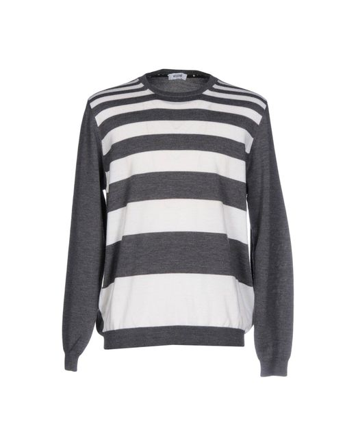 Moschino | Gray Sweater for Men | Lyst