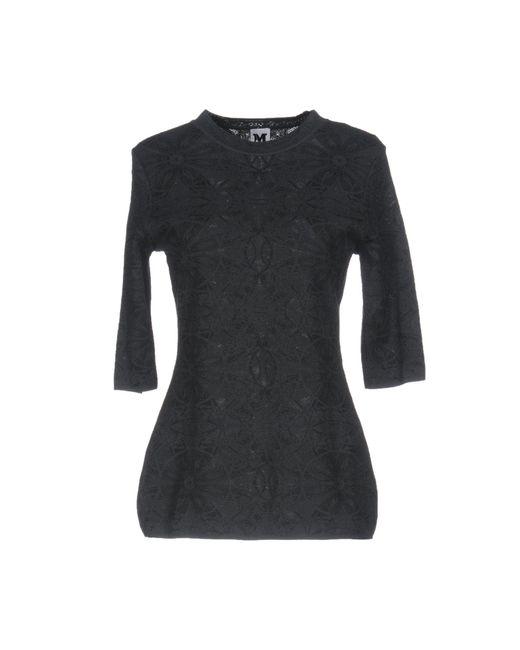 M Missoni | Gray Sweater | Lyst