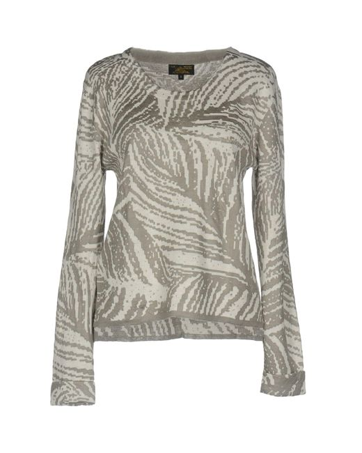 Le Mont St Michel   Gray Sweater   Lyst