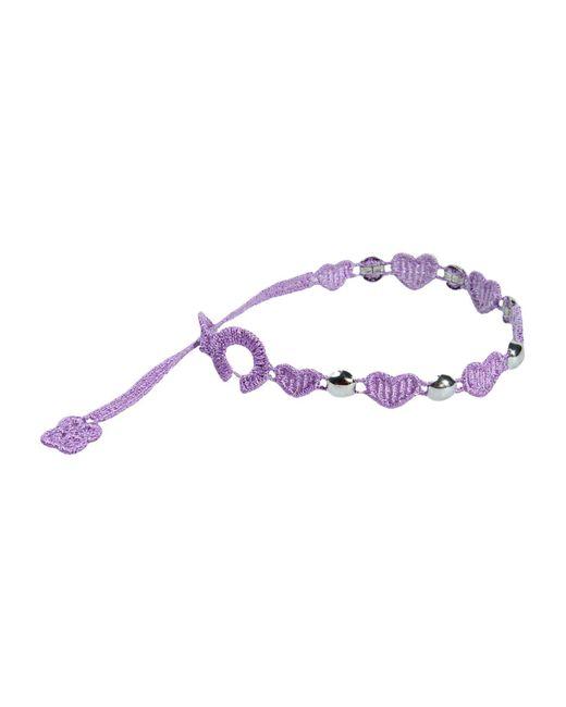 Cruciani - Purple Bracelets - Lyst