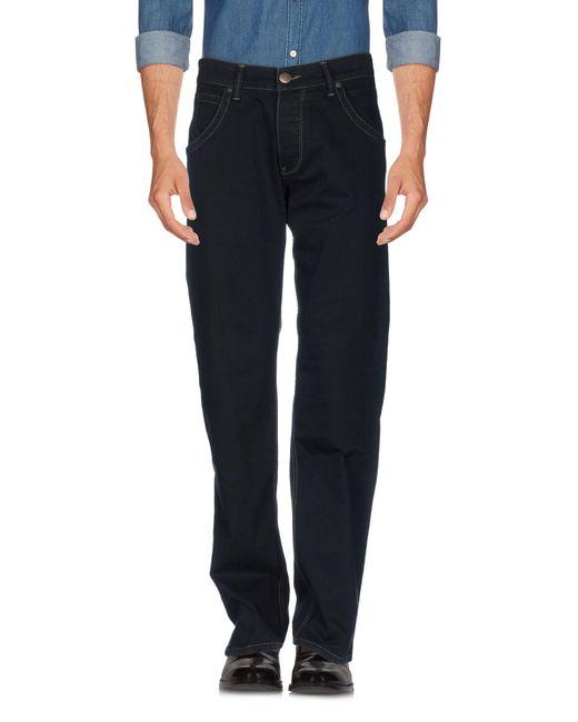 Armani Jeans - Black Casual Pants for Men - Lyst