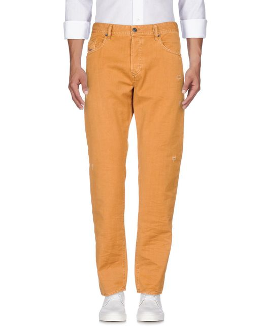 DIESEL - Multicolor Denim Pants for Men - Lyst