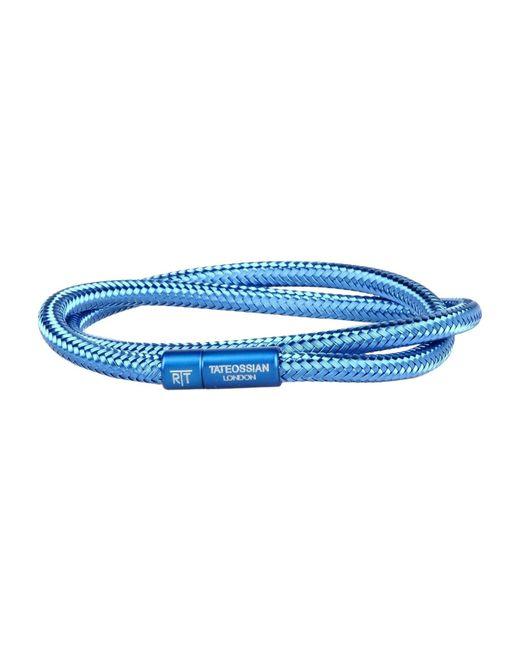 Tateossian - Blue Bracelet for Men - Lyst