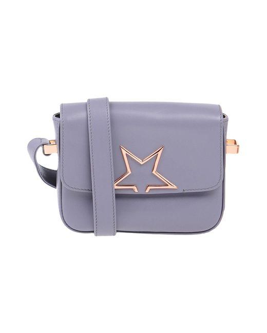Golden Goose Deluxe Brand - Purple Cross-body Bag - Lyst