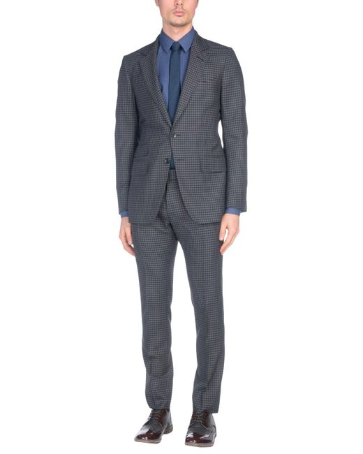 Tom Ford - Gray Suits for Men - Lyst