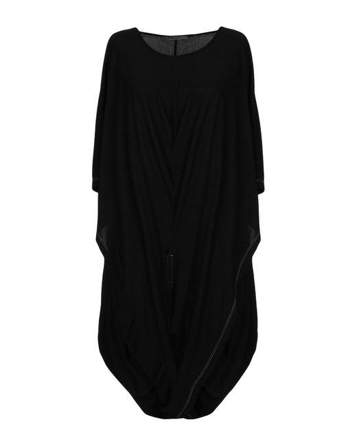 Crea Concept Black Knee-length Dress