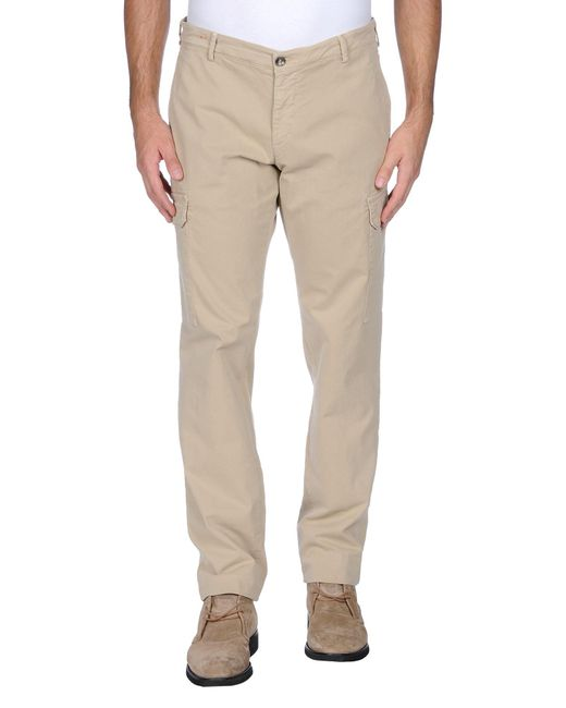40weft - Natural Casual Trouser for Men - Lyst