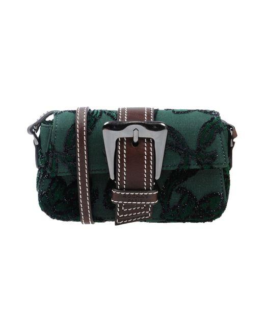 Rochas   Green Cross-body Bag   Lyst