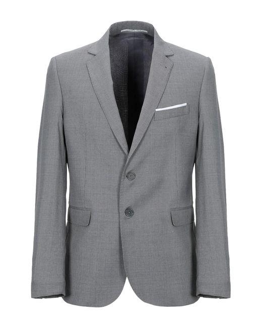 Exibit Gray Blazer for men
