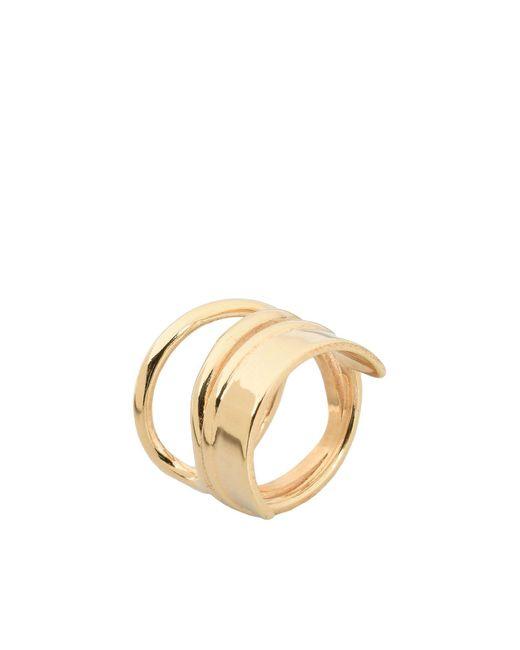 FEDERICA TOSI | Metallic Ring | Lyst