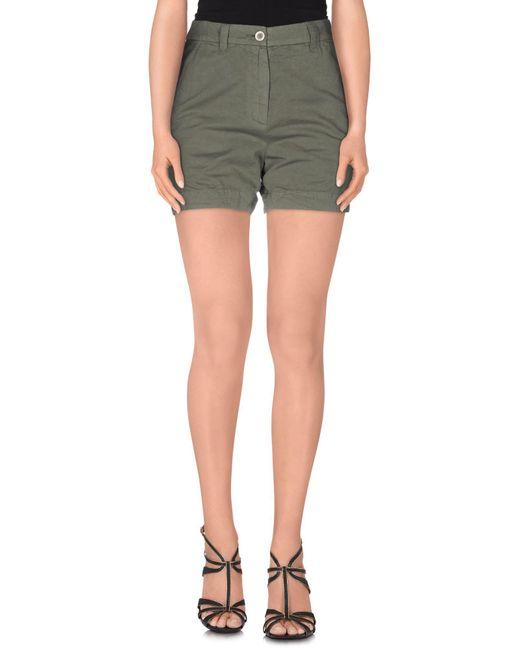 Momoní - Green Shorts - Lyst