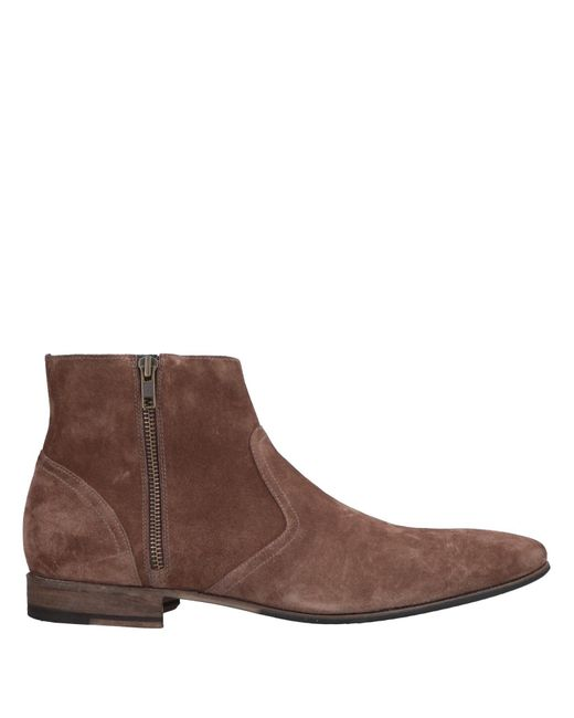 Pete Sorensen - Brown Ankle Boots for Men - Lyst