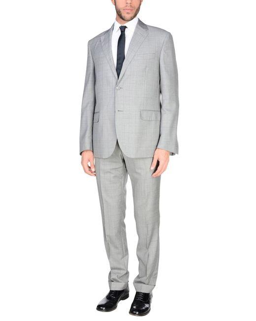 Nino Danieli   Gray Suit for Men   Lyst