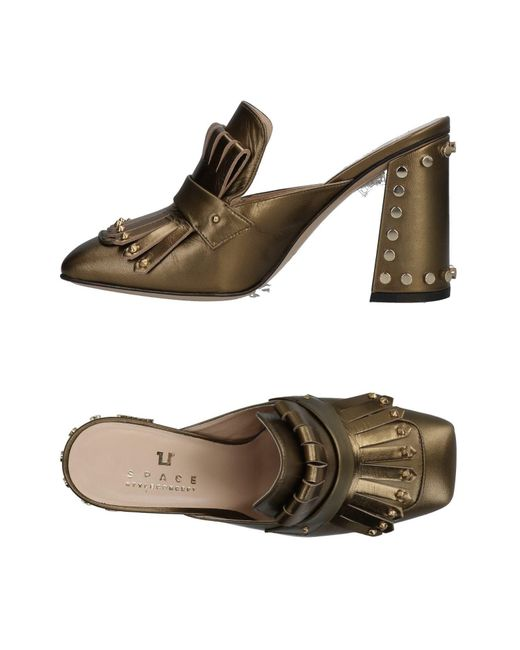 Space Style Concept - Multicolor Loafer - Lyst