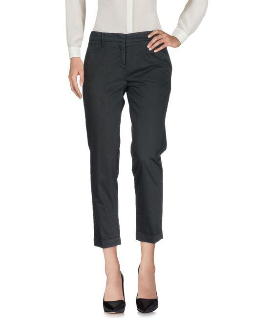 Aspesi - Gray Casual Trouser - Lyst