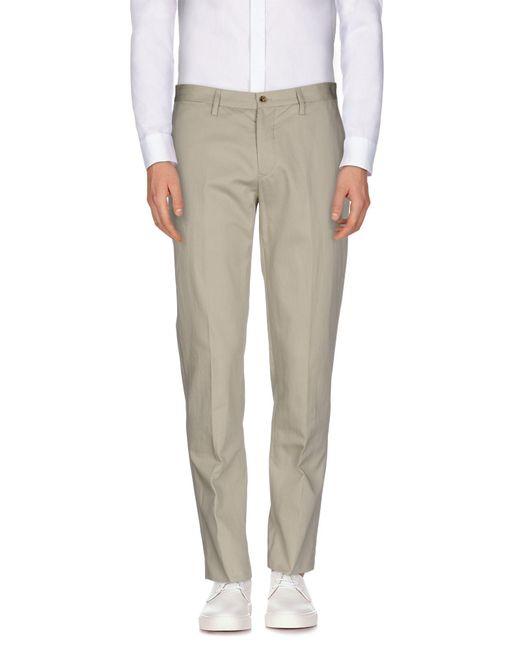Maison Margiela - Natural Casual Pants for Men - Lyst