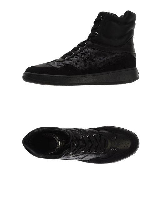 Hogan - Black High-tops & Sneakers - Lyst