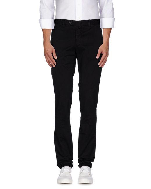 Valentini - Black Casual Pants for Men - Lyst