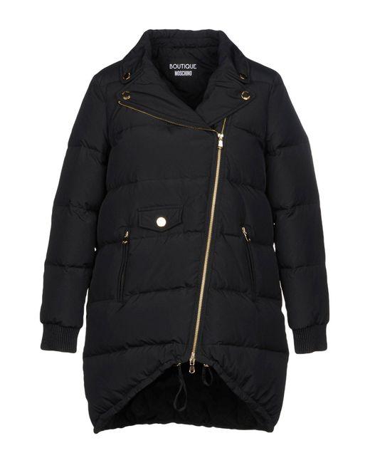 Boutique Moschino - Black Jacket - Lyst