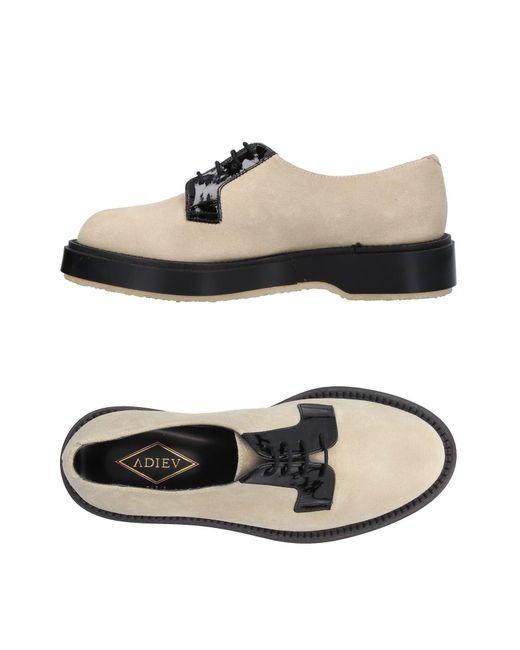 Adieu - Multicolor Lace-up Shoes for Men - Lyst