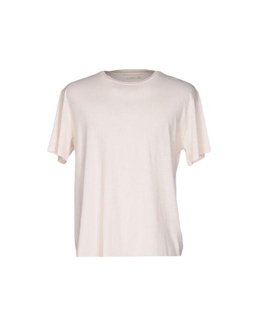 6397 - Pink T-shirt for Men - Lyst