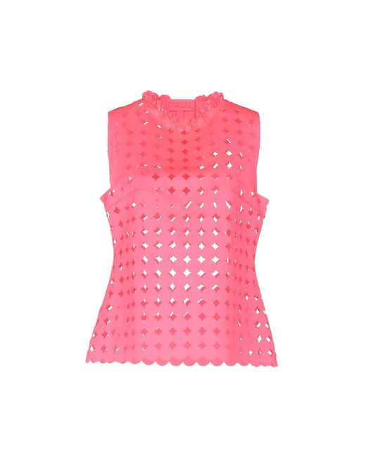 Paskal - Pink Top - Lyst