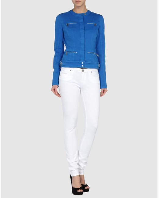 Who*s Who | Blue Jacket | Lyst