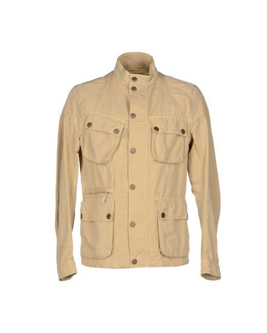Brema | Natural Jacket for Men | Lyst
