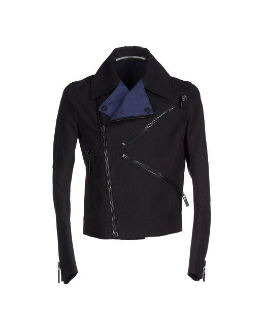 KENZO | Black Jacket for Men | Lyst