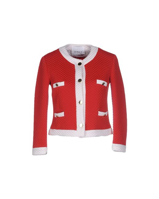 Ainea | Red Jacket | Lyst